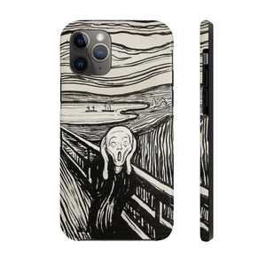 Phone Case - Art Print - The Scream