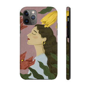 Phone Case - Bask in Nature Print