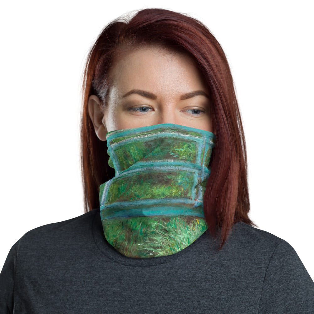 Monet Bridge Neck Gaiter - Lola + Bronte
