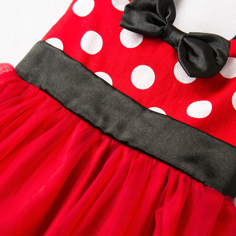 Red Princess Halloween Outfit - Lola + Bronte