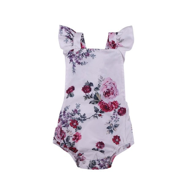 Pretty Floral Playsuit - Lola + Bronte