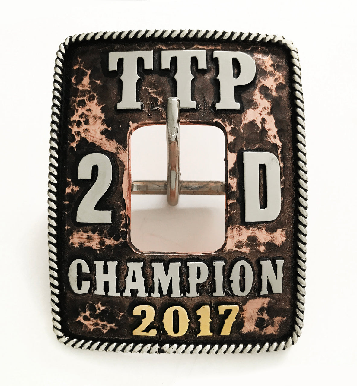 Trophy Headstall Buckle UBTHSB-004