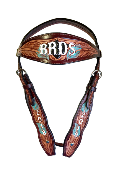 Trophy Headstall UBTHS-004
