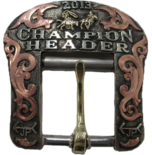 Trophy Backcinch Buckles UBBCB-003