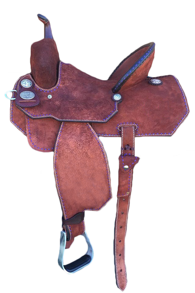 Maverick Elite Barrel Saddle MEBS-001