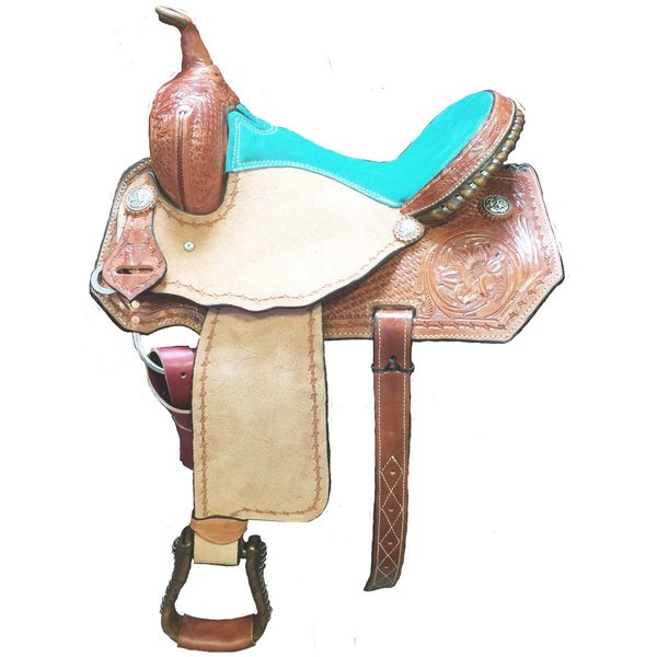 Maverick Economy Barrel Saddle MSBR-001