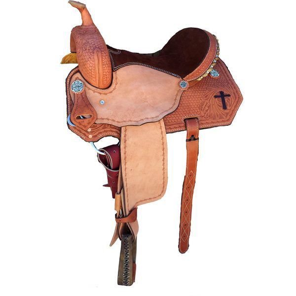 Maverick Economy Barrel Saddle MSBR-002
