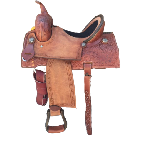 Maverick Economy Barrel Saddle MSBR-003