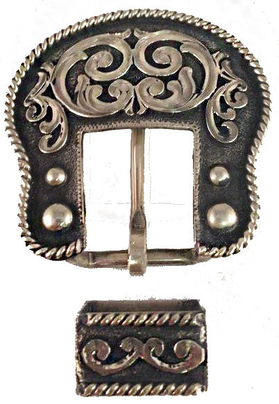 Headstall Buckle 003