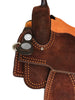 Barrel Saddle UBBR-231