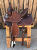Barrel Saddle UBBR-381