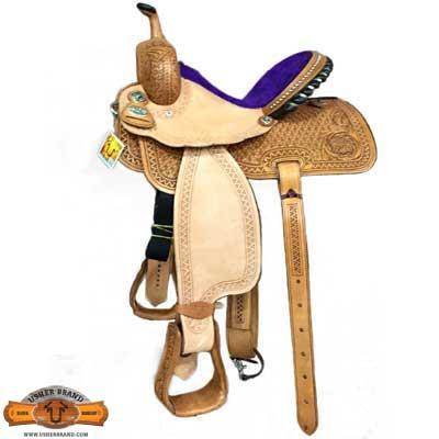 Barrel Saddle UBBR-001