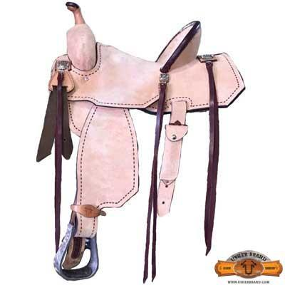 Barrel Saddle UBBR-006