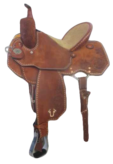 Barrel Saddle UBBR-434