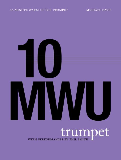 10 Minute Warm Up for Trumpet cover