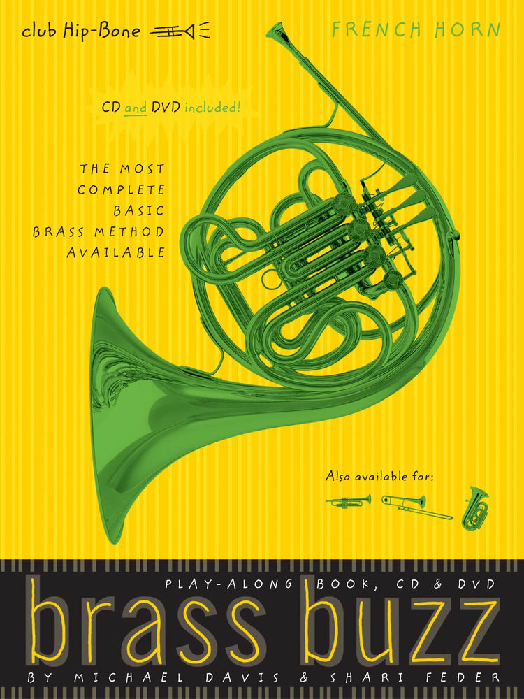 Brass Buzz French Horn cover