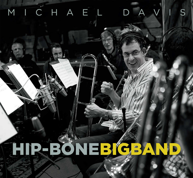 Hip-Bone Big Band CD front cover
