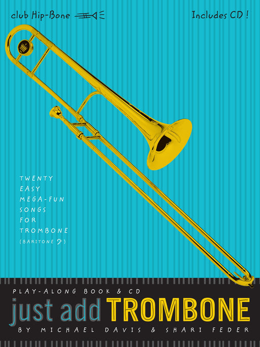 Just Add Trombone cover