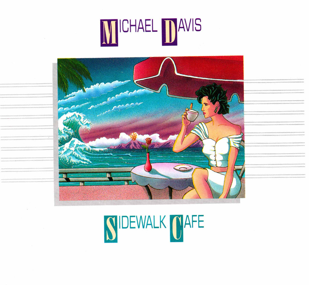 Sidewalk Cafe CD front cover