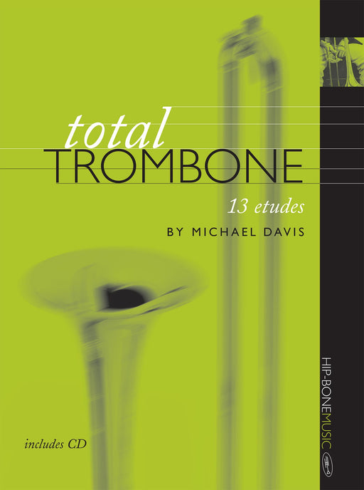 Total Trombone 13 Etudes cover
