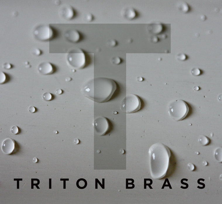 Triton Brass CD front cover