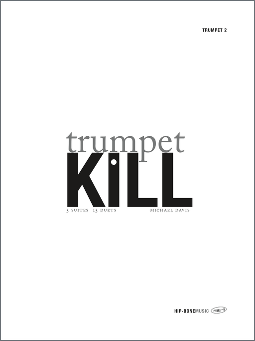 Trumpet Kill duet book title page