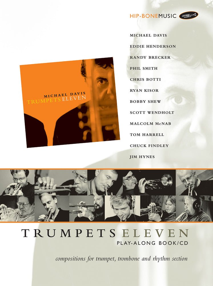 Trumpets Eleven for Trombone cover
