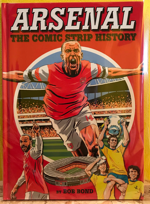 Arsenal Comic Strip History