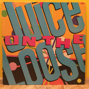 Juice On the Loose - Juice On the Loose - LP - Rock
