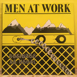 Men at Work - Business as Usual - LP - Pop Rock