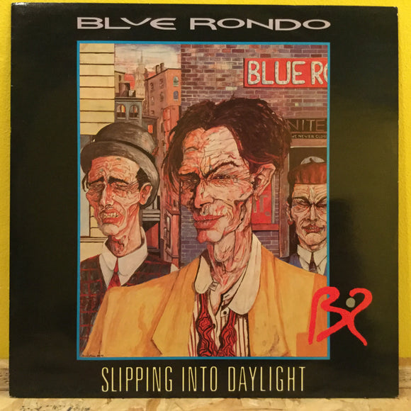 Blue Rondo - Slipping into Daylight - 12