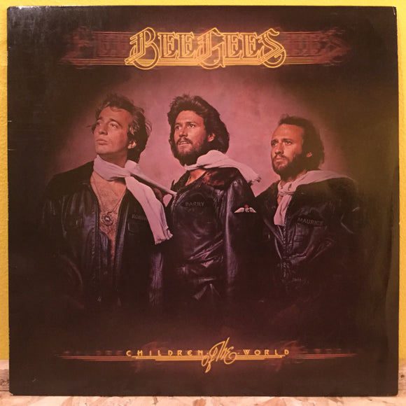 Bee Gees - Children of the World - LP - Pop