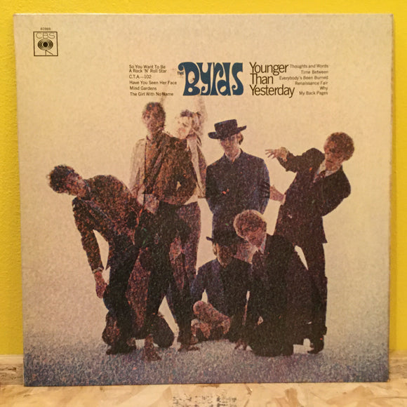 The Byrds - Younger than yesterday - LP - Rock