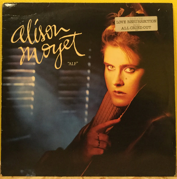 Alison Moyet - ALF - LP - Synth Pop