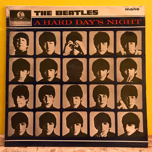 The Beatles - Hard Day's Night -  LP (Ernest Day sleeve)