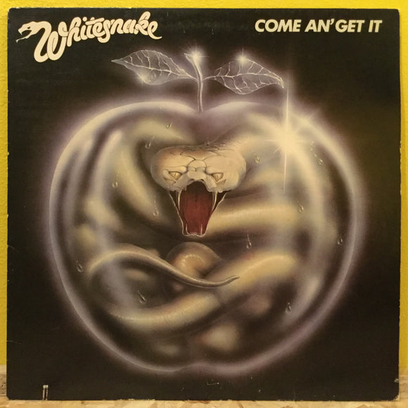 Whitesnake - Come An' Get it - LP - hard rock/rock