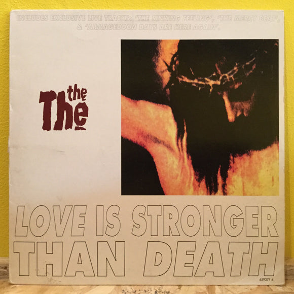 The The - Love Is.. - 12