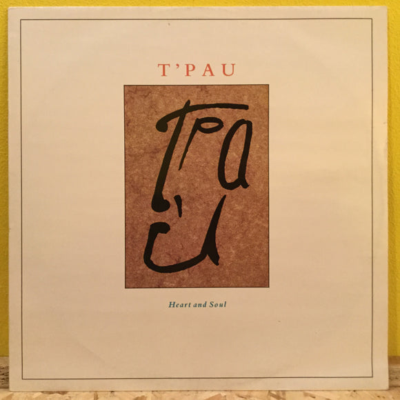 T'Pau - Heart and Soul - 12