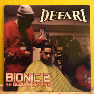 "Bionic 2 - Defari - 12""single - Hip Hop"