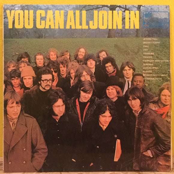 Various - You Can All Join In - LP - pop rock