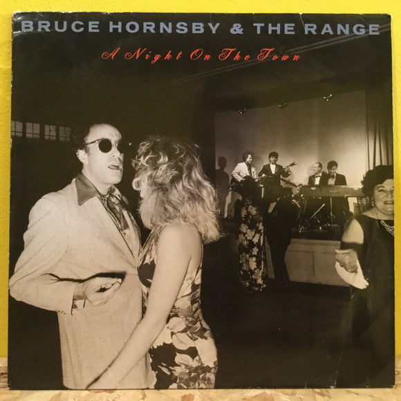 Bruce Hornsby - A Night - LP - blues rock