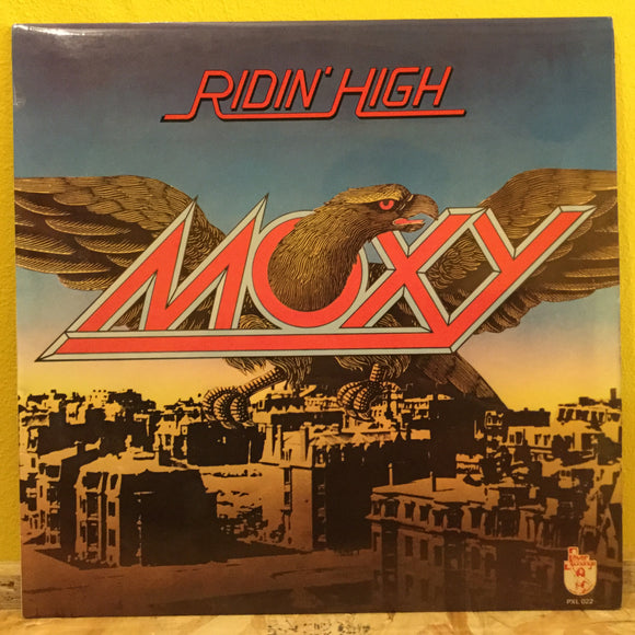 Moxy - Ridin High - LP - hard rock