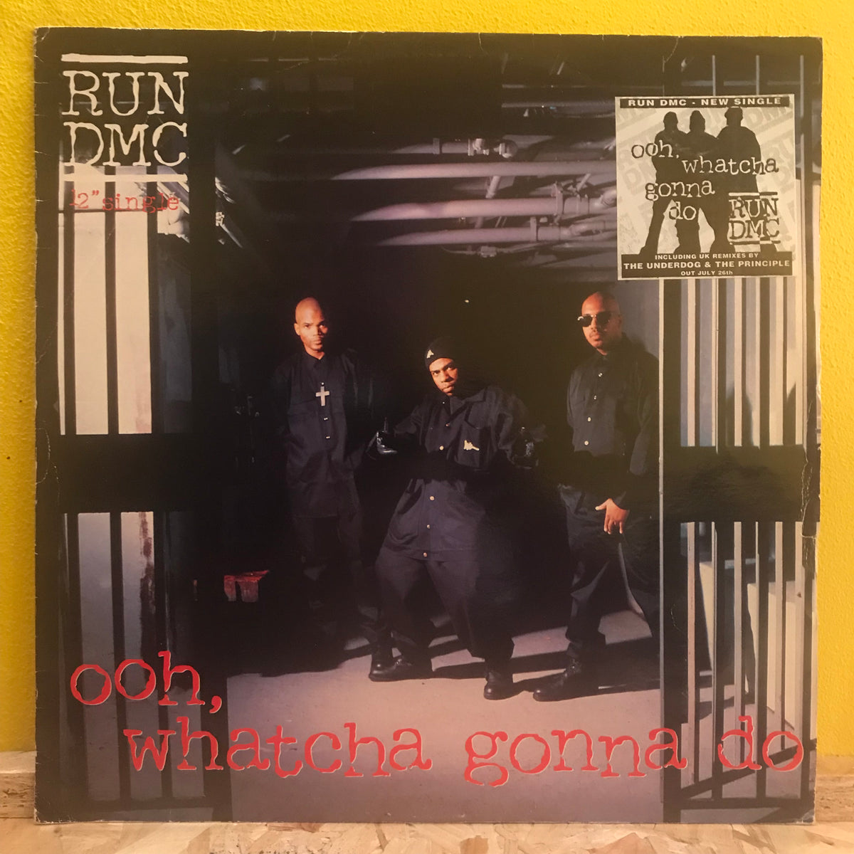 Run DMC - Ooh Watch Gonna Do - 12