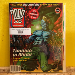 2000AD_eal - comics combo - issues 938/939 - 2000AD
