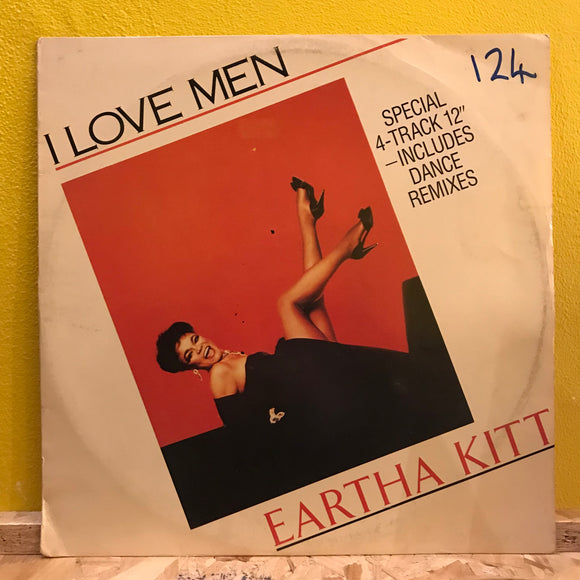 I Love Men - Ertha Kitt - 12