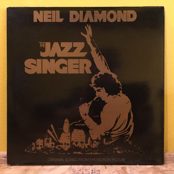 Neil Diamond - The Jazz Singer - LP - rock