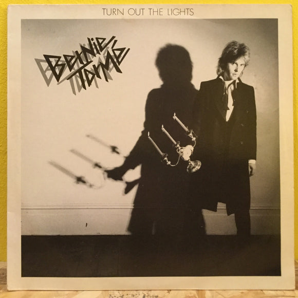 Bernie Torme - Turn Out The Lights - LP - heavy metal