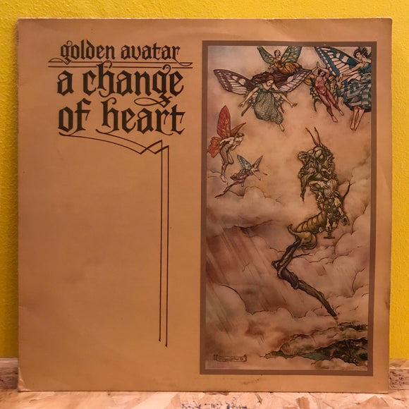 Golden Avatar - A Chance of Heart - LP - folk rock