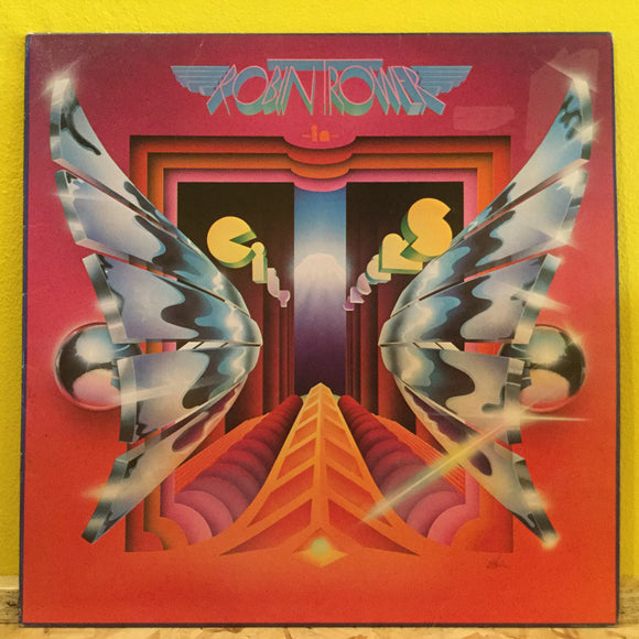 Robin Trower - In City Dreams - LP - rock