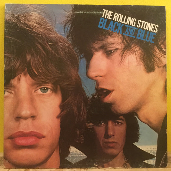 The Rolling Stones - Black and Blue - LP